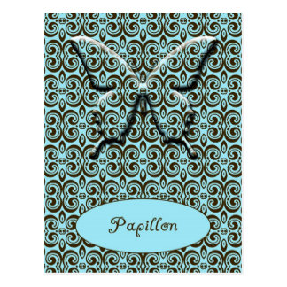 Papillon - Butterfly Postcard