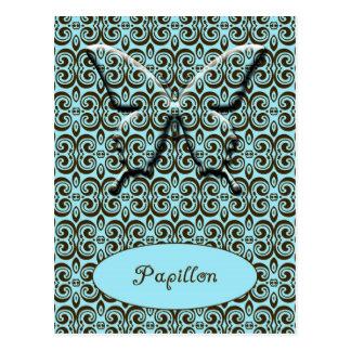Papillon - Butterfly Postcard