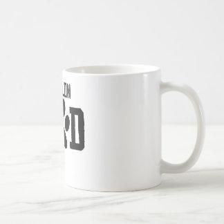 Papillon Dad Coffee Mug