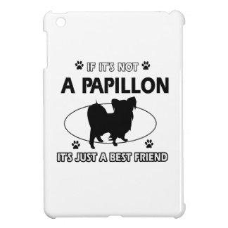 Papillon dog breed designs iPad mini cover