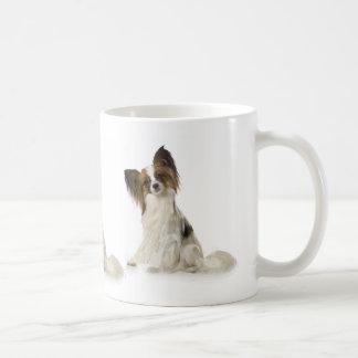 Papillon Dog Coffee Mug