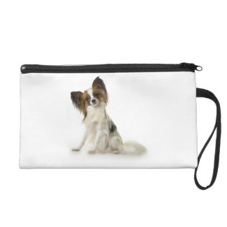 papillon full wristlet purses