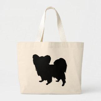 Papillon Gear Large Tote Bag