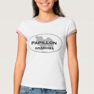 Papillon Grandma T-Shirt