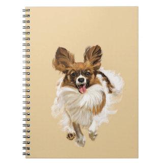 Papillon Notebooks