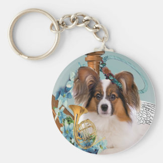 Papillon Perfect Angel gifts Keychain
