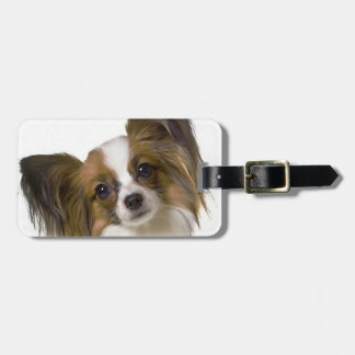 papillon.png luggage tag