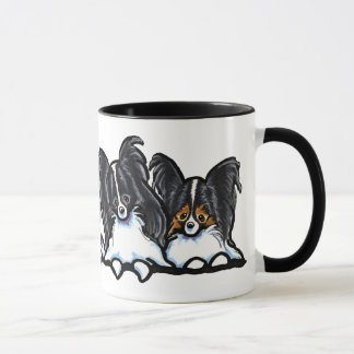Papillon Rainbow Mug