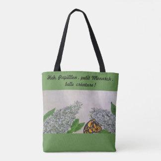 Papillon. Tote Bag