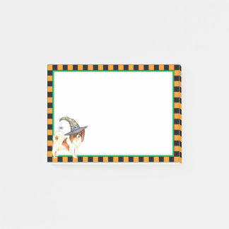 Papillon Witch Post-it® Notes