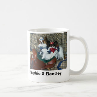 Papillonluver Coffee Mug