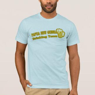 Papua New Guinea Drinking Team T-Shirt