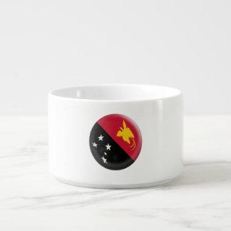Papua New Guinea flag Bowl