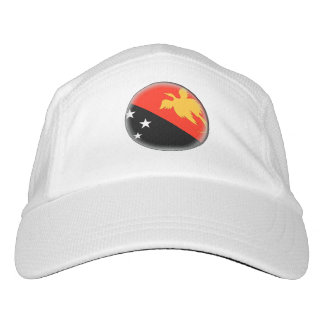 Papua New Guinea Flag Headsweats Hat