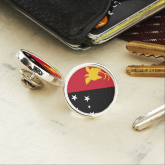Papua New Guinea Flag Lapel Pin
