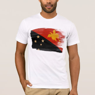 Papua New Guinea Flag T-Shirt