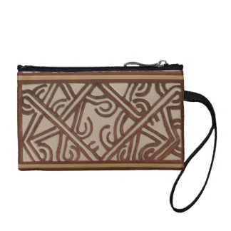 Papua New Guinea Key Coin Clutch