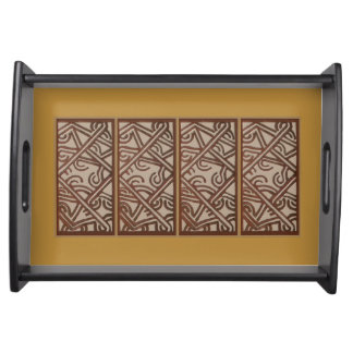Papua New Guinea Serving Tray
