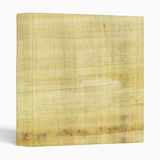 Papyrus Texture Vinyl Binders
