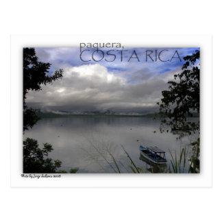 Paquera, COSTA RICA Postcard