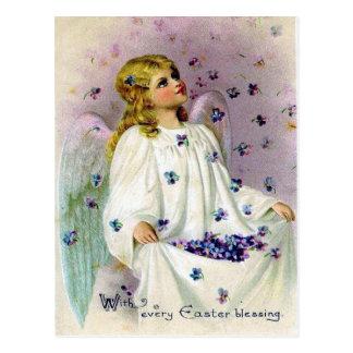 Pâques victorienne cartes postales