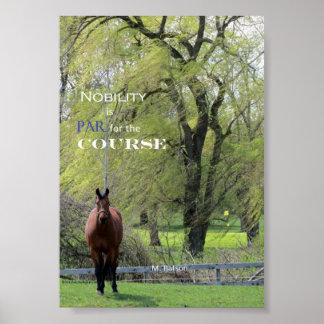 Par For The Course Poster