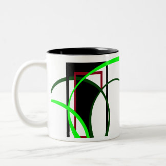 Para D Two-Tone Coffee Mug