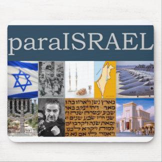 Para Israel mouse pad