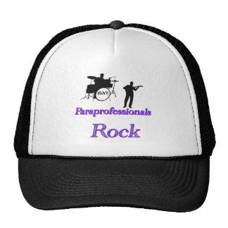 PARA ROCK copy Trucker Hat