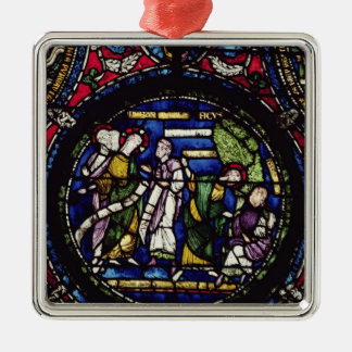 Parable of the Fig Tree, 12th Century Metal Ornament