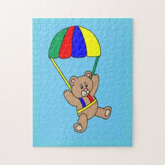 Parachute Bear Jigsaw Puzzle