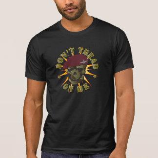Parachute regiment Skull Don't Tread On me T-Shirt