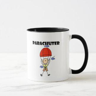 Parachuter Tshirts and Gifts Mug