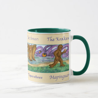 Parade of the Monsters Mug