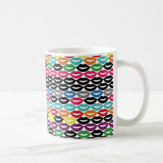 Paradigm Lips Coffee Mug
