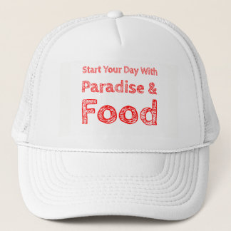 Paradise and Food Hat