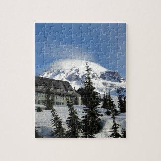 Paradise at Mt. Rainier Jigsaw Puzzle