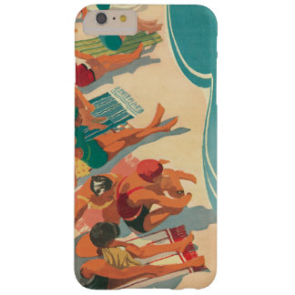 Paradise Beach Club Barely There iPhone 6 Plus Case