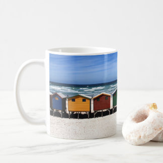 Paradise Beach Vacation Homes Coffee Mug
