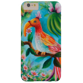 Paradise bird barely there iPhone 6 plus case