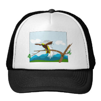 Paradise Bird Trucker Hat