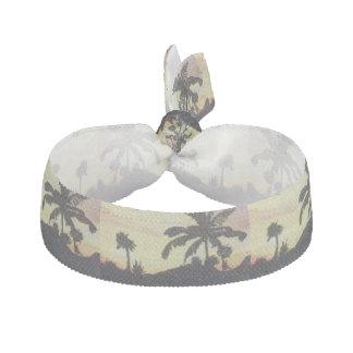Paradise bracelet/hair tie elastic hair tie