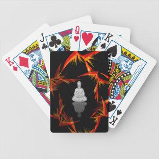 Paradise Buddha Bicycle Playing Cards