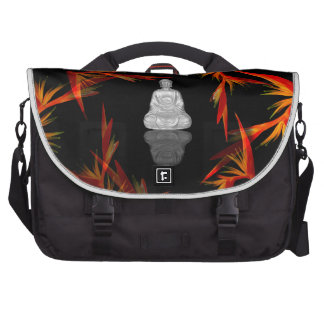 Paradise Buddha Computer Bag