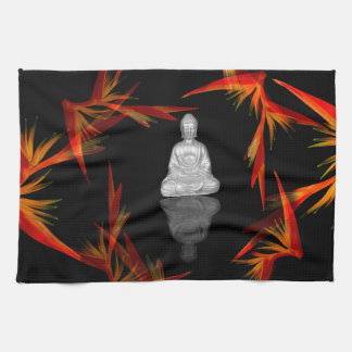 Paradise Buddha Kitchen Towel