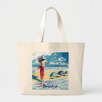 Paradise-Caye tote