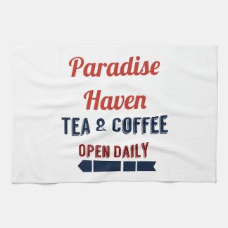 Paradise Haven Kitchen Towel