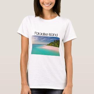 Paradise Iceland T-shirt