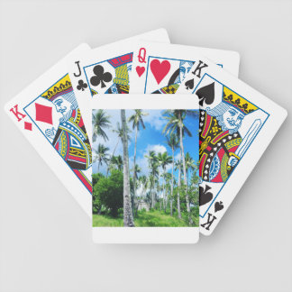 Paradise in the Pacific Bicycle Playing Cards