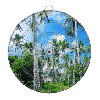Paradise in the Pacific Dartboard